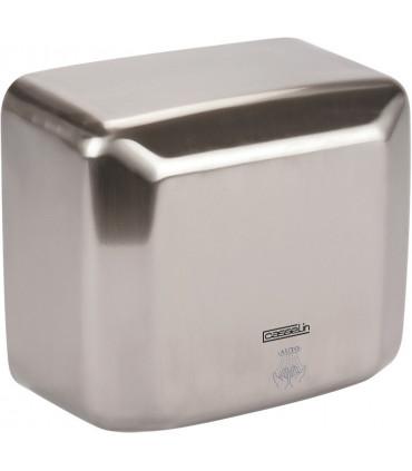 Sèche-mains automatique acier Inox brossé - C1INOX Casselin