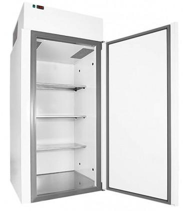 Chambre froide mini positive 0ºC / +10ºC tropicalisé - 3 étagères - 1320 L - Dim 100x100x212cm - CHF 132 TN DAP