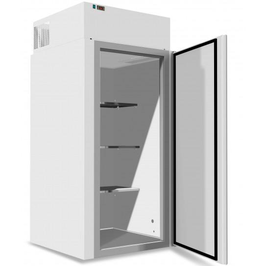 Chambre froide mini négative -18ºC / -20ºC groupe tropicalisé +43°C. 1320 L - Dim 100x100x212cm - CHF 132 BT DAP