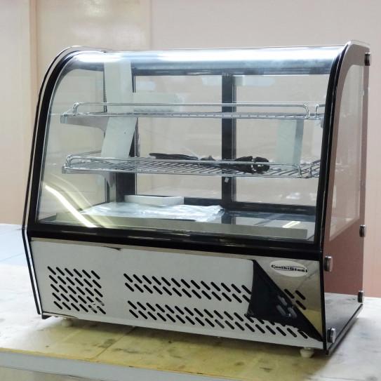 Vitrine réfrigérée ventilée top à poser 100 L - 7450.0605 HTR100 Combisteel - Modèle expo StockResto