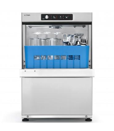 Lave-verres professionnel + Adoucisseur panier 35x35 - X-35D X-TRA Sammic
