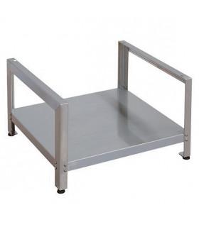 Socle inox lave-vaisselle SL50 réhausse lave-vaisselle MBM LS505 ou LS5011