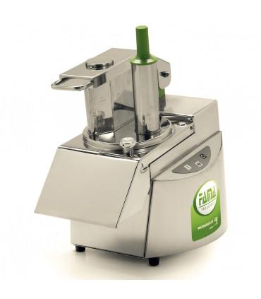 Robot coupe-légumes FAMA FTV100 soit FTV200 + 6 disques de coupes + disque expulseur