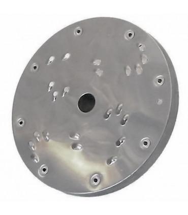 Disque Ø 110mm et trous Ø 3 mm pour gruyère, emmenthal de râpe à fromage Santos n°2 - 02201BD