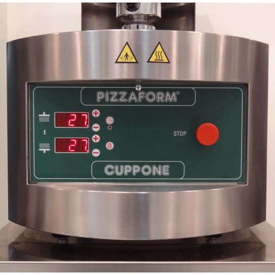 Panneau de contrôle PZF/45 Pizzaform presse pizza Ø 45 cm CUPPONE