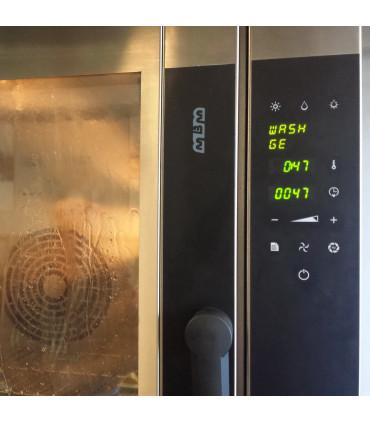 Magic Ball 5 programmes de lavage automatique : fast, rinçage, court, moyen et long - CME10 W Chefmate MBM