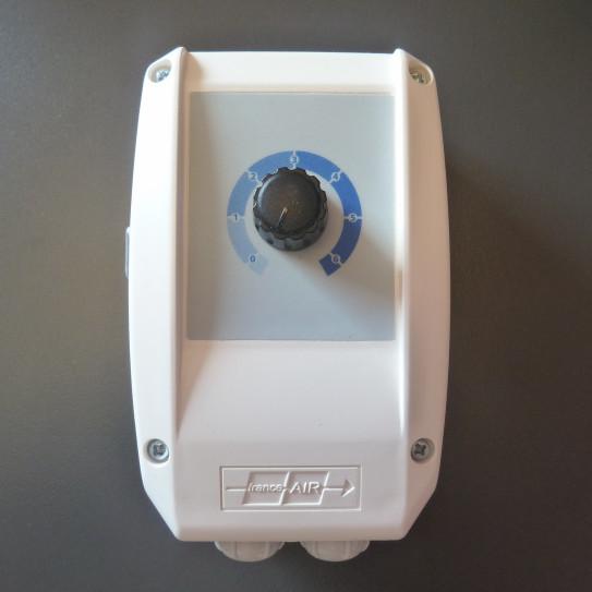 Variateur électronique de tension 8A mono - VARIONYS M 8A - Potentiomètre - 111900