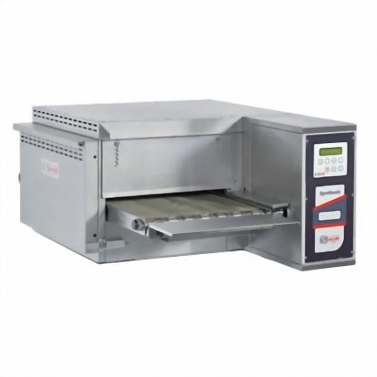 Four pizza à convoyeur électrique tapis 40 cm Zanolli SYNTHESIS 06/40 VE - 30 pizzas/heure
