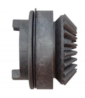 Engrenage interne conducteur cylindre formeuse pizza Prismafood DSA420 DSA310 JILO 42 JILO 31 DPF SP - Nouveau gris 3I010005