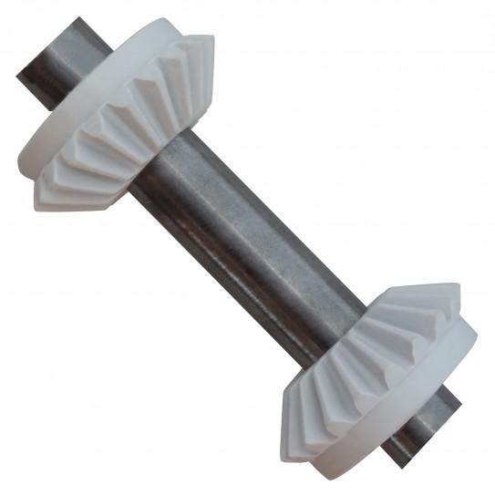 Engrenage renvoi moteur plat laminoir Prismafood DSA420 DSA310 JILO 42 JILO 31 - 5I200000 INTERCH entre début 2010 et fin 2013