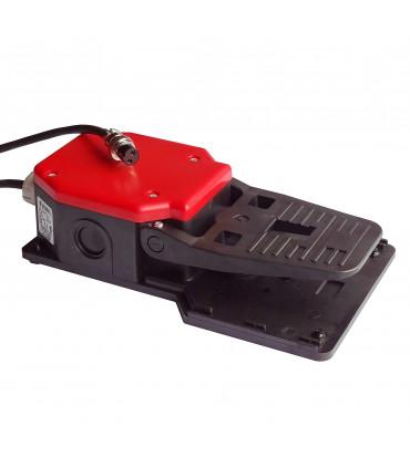 Pédale de commande électronique 2301 pour laminoir pizza IGF inclus avec laminoir 2300/B40P
