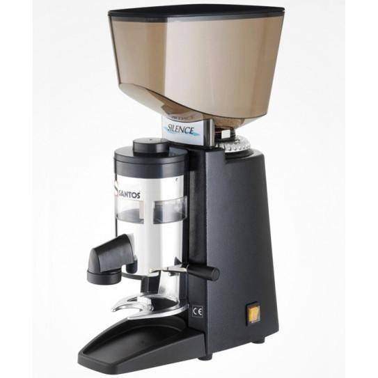 Moulin à café SANTOS 40A silencieux - Dim extér : Largeur 19 x Profondeur 39 x Hauteur 58cm