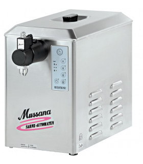 Machine à Chantilly LADY 6 litres Microtronic Mussana