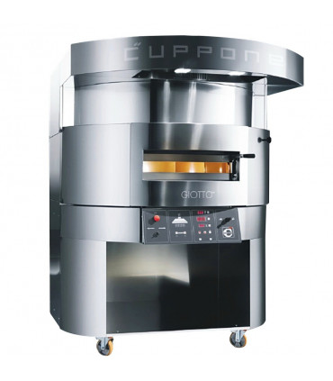 Four pizza GIOTTO CUPPONE GT140 électrique sole tournante