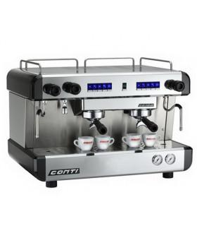 Machine à café espresso CONTI CC100 2 groupes