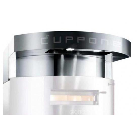 Hotte électrique aspirante pour four GIOTTO CUPPONE GT140 - KGT140AS CUPPONE HEGT140