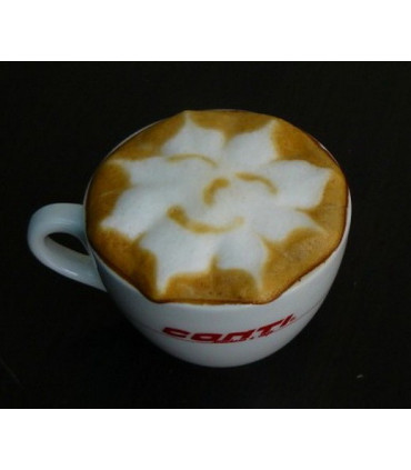 Cappuccino figure deco espresso CONTI