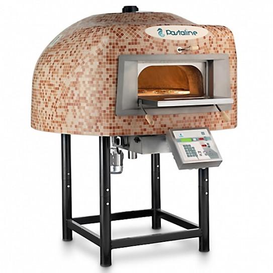 Four pizza électrique sole tournante 1m E100 M Velma Pastaline