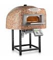 Four pizza sole tournante électrique E100 M