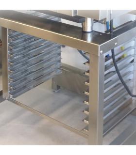 four mixte vapeur injection directe 18 5 kw 10xgn1 1 chefmate cme10. Black Bedroom Furniture Sets. Home Design Ideas