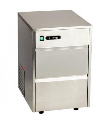 Machine à glaçons professionnelle 20 kg/ 24 h refroidissement air - T316 Polar