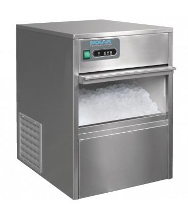 Machine à glaçons professionnelle 20 kg / 24 h refroidissement air - T316 POLAR