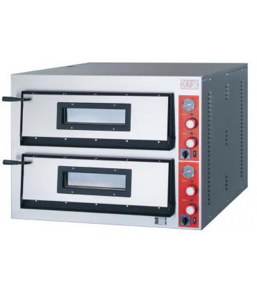 Four pizza électrique GGF 2x6 pizzas 18kW