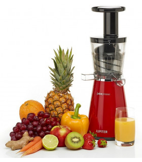 Juicepresso 3 in 1 Jupiter extracteur de jus rouge 867400