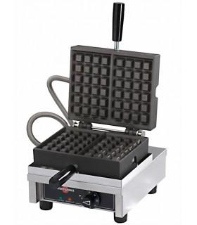 Gaufrier électrique simple Krampouz 2 gaufres 4x6 Bruxelles WECABC