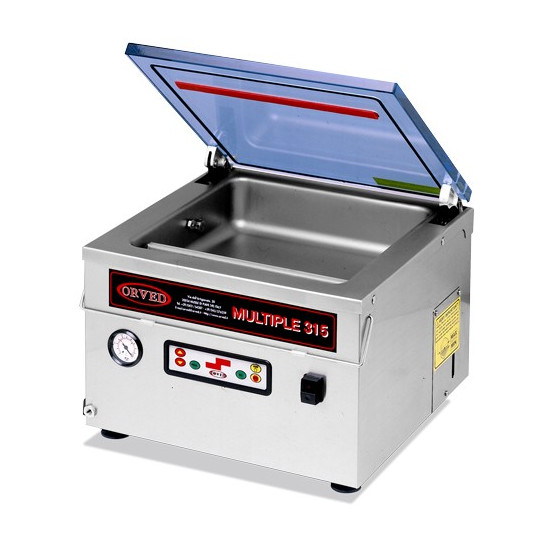 Machine sous vide MULTIPLE 315 ORVED