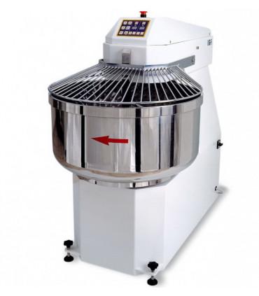 Pétrin spirale 135L de 80 à 90 kg de pâtes 2500/S90 IGF