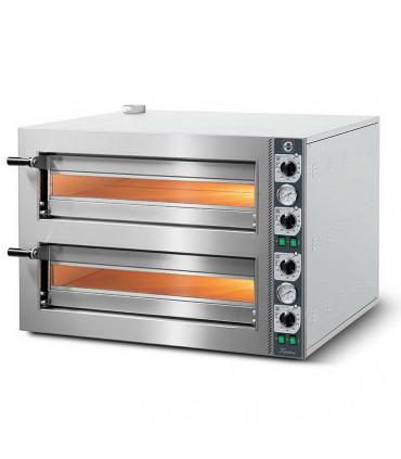 Four pizza électrique Tiziano TZ435/2M CUPPONE