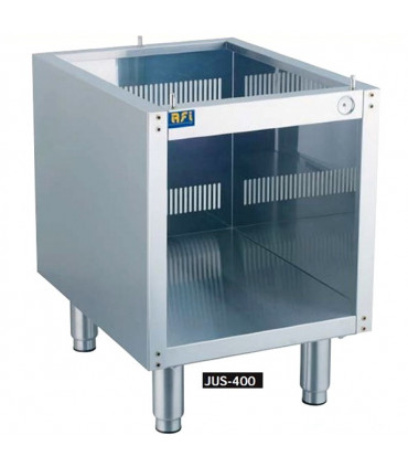 Support ouvert pour module JUS 400x650 - JUS-400 AFI Collin-Lucy