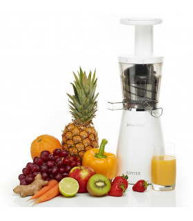 Juicepresso 3 in 1 Jupiter extracteur de jus blanc 867200