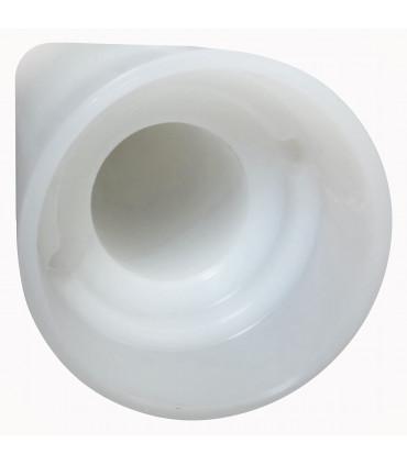 Rouleau excentrique Ø48 x 420 mm exterieur bas pour laminoir  Jilo42 DSA Prismafood 420 DFP SP - 3R010060