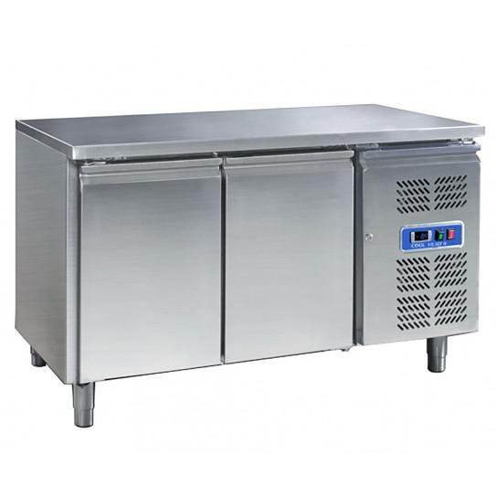 Desserte réfrigérée négative 2 portes 1360x700 GN1/1 - GN2100BT L2G