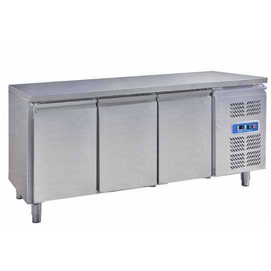 Desserte réfrigérée négative 3 portes 1795x700 GN1/1 - GN3100BT L2G