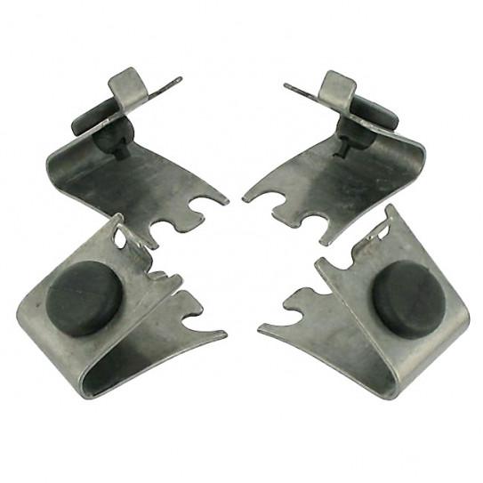 Set clip de fixation pour 1 clayette de SC-350F ou SC-630FH - REF : SC-350F.05