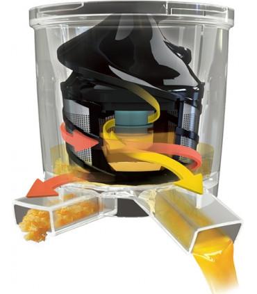 Juicepresso 3 in 1 Jupiter principe extracteur de jus Coway