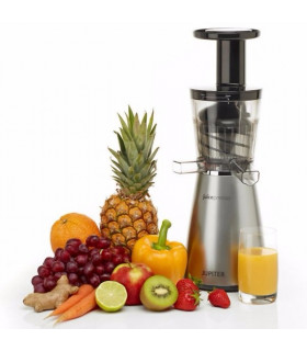 Juicepresso 3 in 1 Jupiter extracteur de jus argent 867100