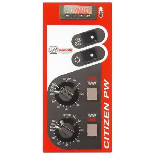Commandes électromécaniques four pizza électrique Citizen PW 6+6 F/MC Zanolli