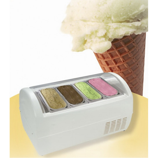 Conservateur de crème glacée BABYGEL/48