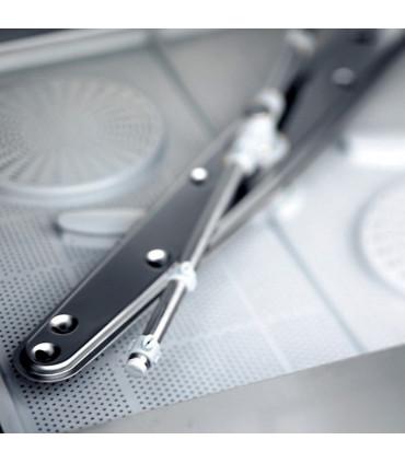 Détail bras de lavage inférieur inox lave-vaisselle 50x50 STAR605 STARTECH COLGED NOSEM