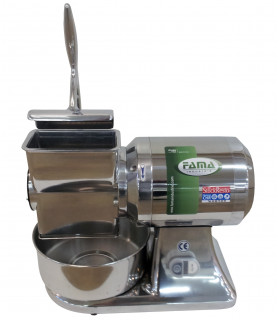 Râpe à fromage et pain grattugia 70 kg/h professionnelle FAMA GSM FGSM 106 / 107