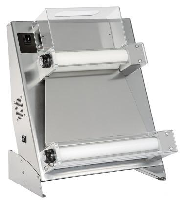 Façonneuse Pizza 42 cm parallèle Prismafood DSA 420 RP