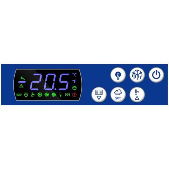 Écran de contrôle EVX214 armoire froide HACCP Diamond AP1B-L64