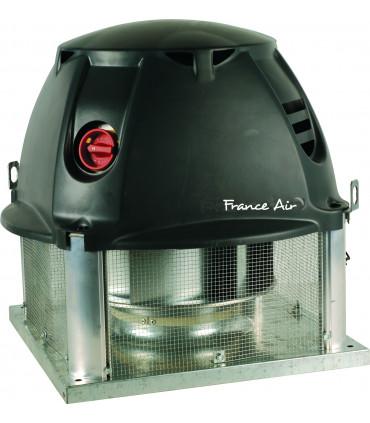 Tourelle de ventilation et désenfumage 450-4PM Mono 230V Simoun 972676