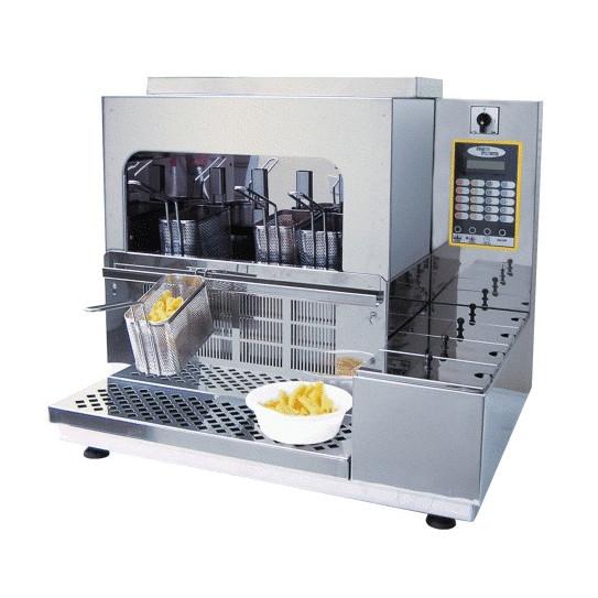 Cuiseur à pâtes automatique comptoir PastaPronta CP4 4kW mono 20 L