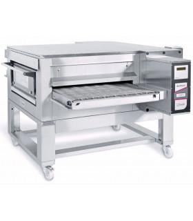 Four pizza à convoyeur électrique largeur tapis 80 cm Zanolli SYNTHESIS 12/80 V - E 170 pizzas Ø 30cm/heure/heure