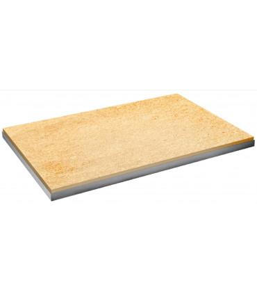 Plaque pierre réfractaire 60x40 pour Four NERONE VESUVE KITPIETRANEPS PRPAT